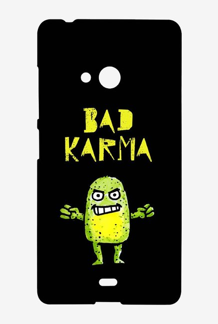 Kritzels Bad Karma Case for Microsoft Lumia 540