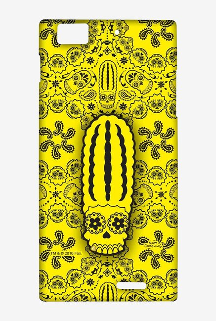 Simpsons Celtic Marge Case for Lenovo K900