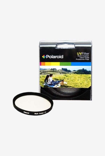 Polaroid PL-FILUV49 49mm Multi-Coated UV Protector Filter