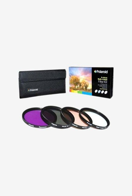 Polaroid PL-4FIL-40.5 40.5mm 4 Piece Filter Set