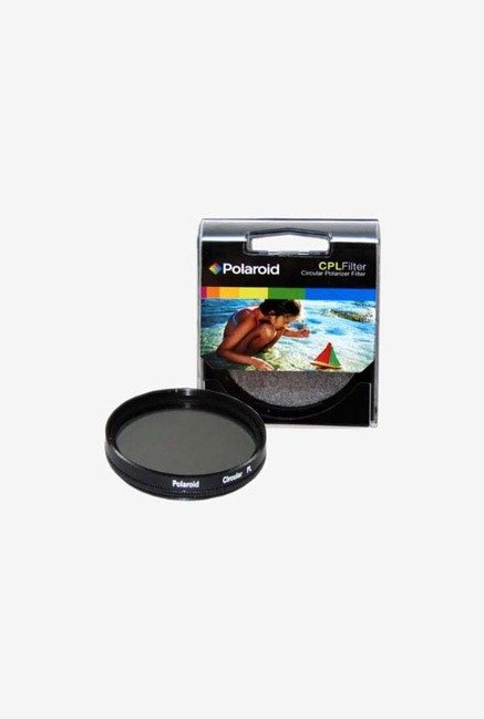 Polaroid PL-FILCPL-40.5 40.5 mm Circular Polarizer Filter