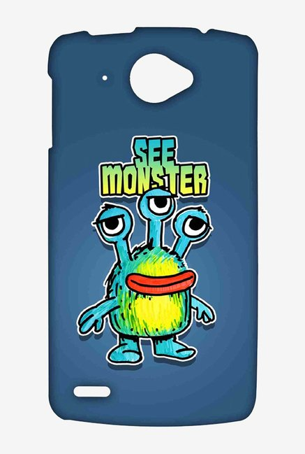 Kritzels See Monster Case for Lenovo S920
