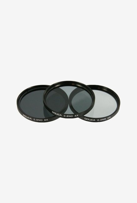 Dolica CF-NDK55 Neutral Density Filter Kit (Black)