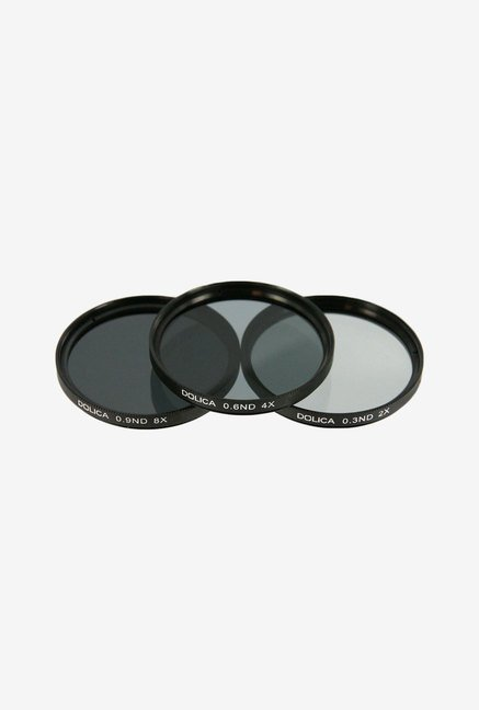 Dolica CF-NDK58 Neutral Density Filter Kit (Black)