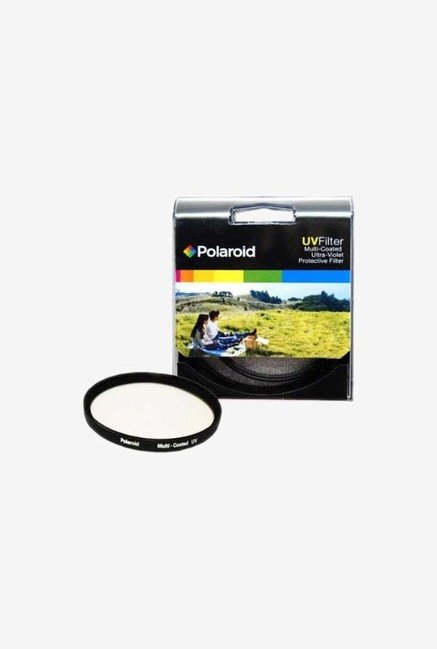 Polaroid PL-FILUV46 46mm Multi-Coated UV Protector Filter