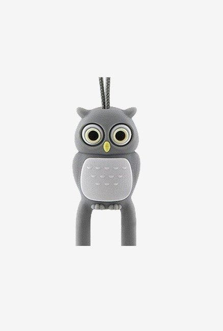 Bone FE036-1GR Collection Owl Strap (Grey)