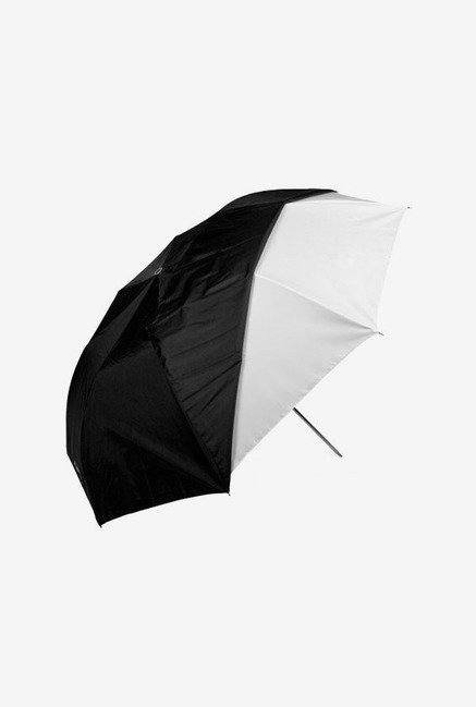 Westcott 2011 43-Inch Satin Collapsible Umbrella (White)