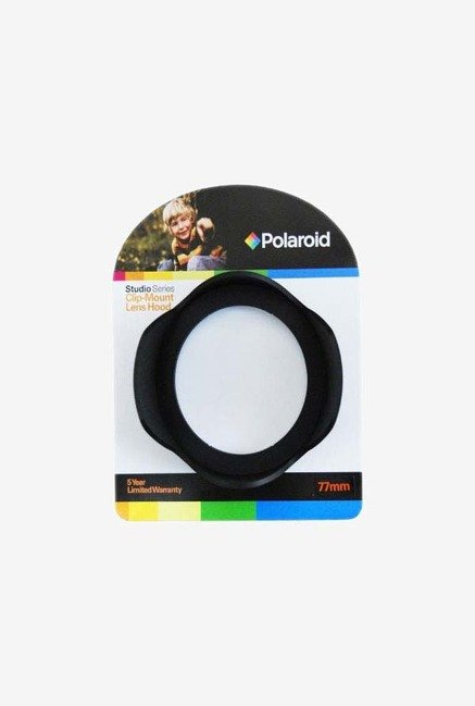 Polaroid PL-LHCM55 Studio Series 55 mm Lens Hood (Black)