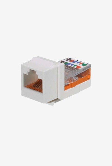 Panduit NK5E88MEIY Category-5E 8-Wire Jack Module