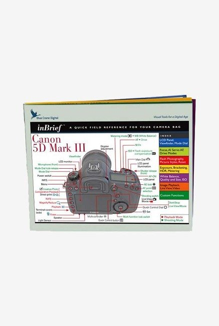 Blue Crane Digital InBrief Laminated Reference Card
