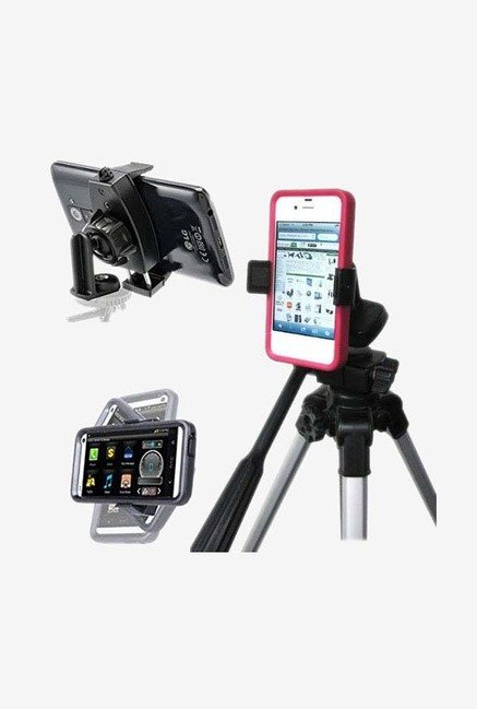 ChargerCity MT IPH+SW12 Tripod Adapter Mount (Black)