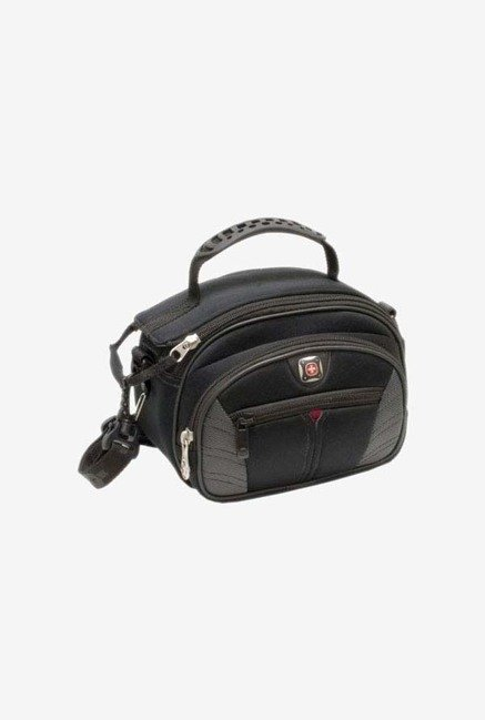 Swissgear GA-7838-14F00 Sherpa Large Camera Case (Black)