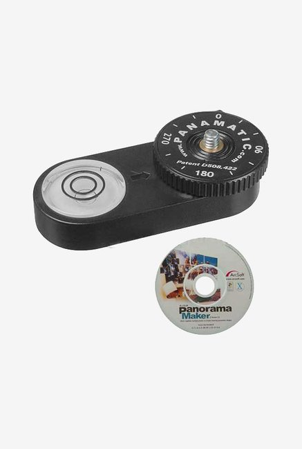 Velbon Panamatic 360  Camera Indexer & Level (Black)