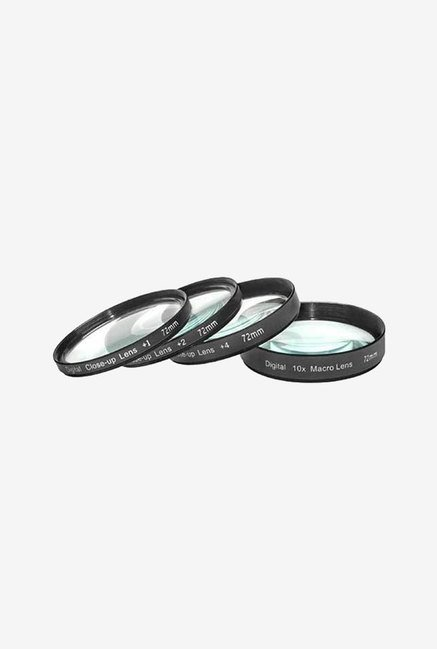 Digital Concepts CLOSEUP72 Macro Filter Set (Black)