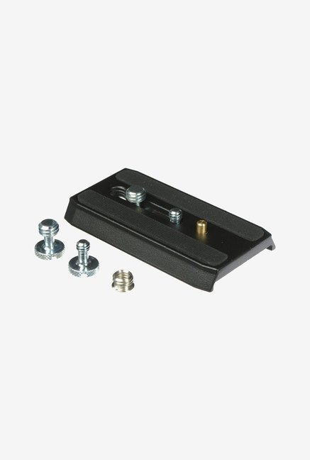 Gitzo GS5370MC Medium Quick Release Plate (Black)