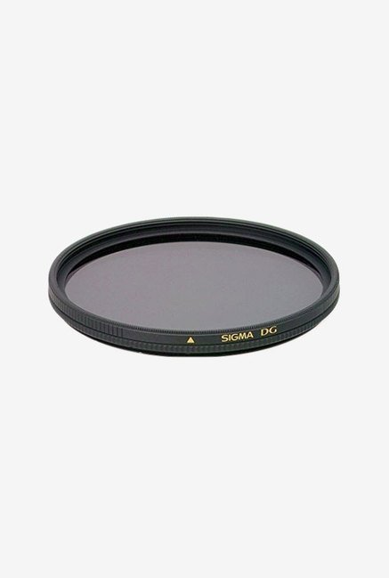 Sigma Ex Dg 58 mm Multi-Coated Uv Filter (Black)