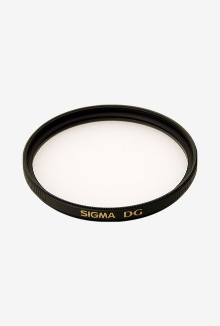 Sigma DG 58 mm Multi-Coated Uv Filter (Black)