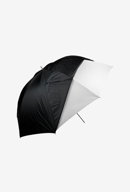 Westcott 2021 60-Inch Satin Collapsible Umbrella (White)