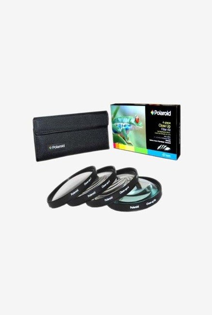 Polaroid PL-FILDCCL55 55mm 4 Piece Close Up Lens Kit