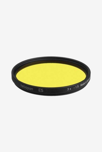 Heliopan 705203 52Mm Medium Yellow Filter