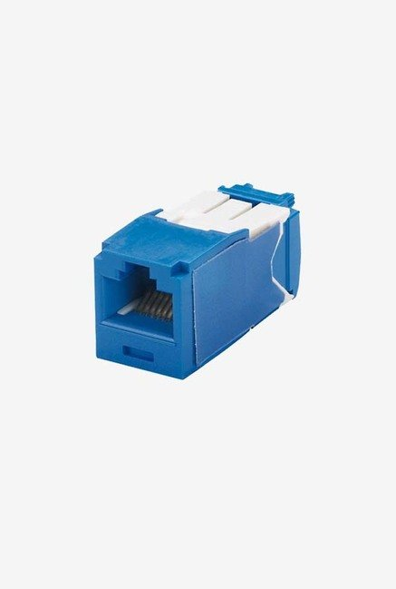 Panduit CJ6X88TGBU Category-6A 8-Wire TG-Style Jack Module
