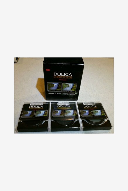 Dolica CF-NDK52 Neutral Density Filter Kit (Black)