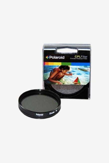 Polaroid PL-FILCPL-77 77 mm CPL Circular Polarizer Filter