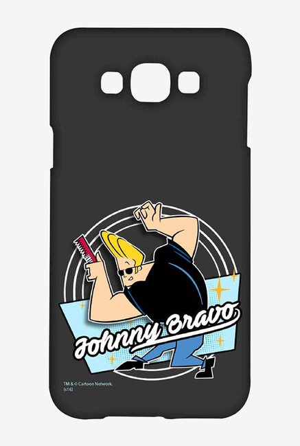 Johnny Bravo Old School Case for Samsung Galaxy E7