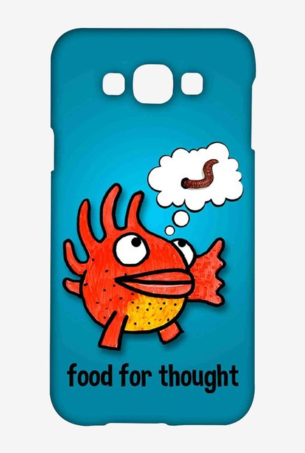 Kritzels Food For Thought Case for Samsung Galaxy E7