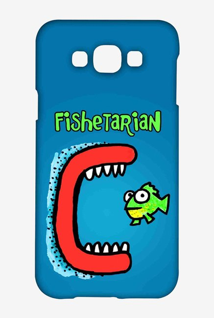 Kritzels Fishetarian Case for Samsung Galaxy E7