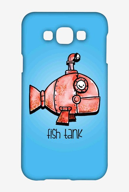 Kritzels Fish Tank Case for Samsung Galaxy E7