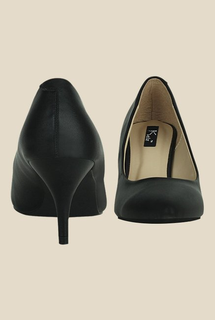 Kielz Black Casual Pumps