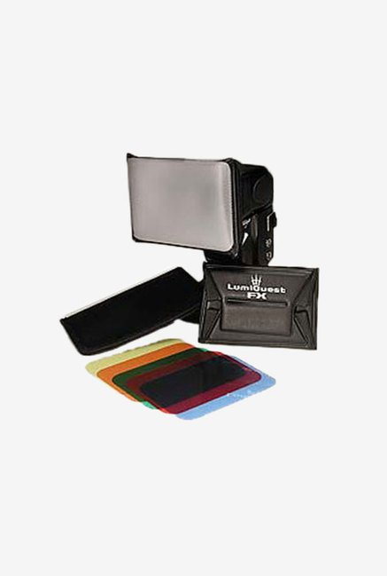 Lumiquest LQ-111 FX Colored Gel System (Black)