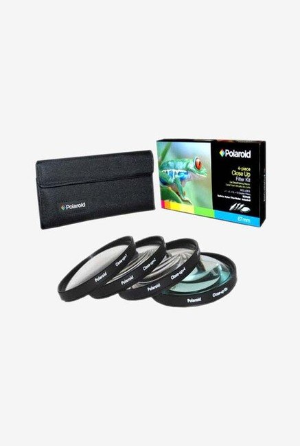 Polaroid PL-FILDCCL72 72mm 4 Piece Close Up Lens Kit