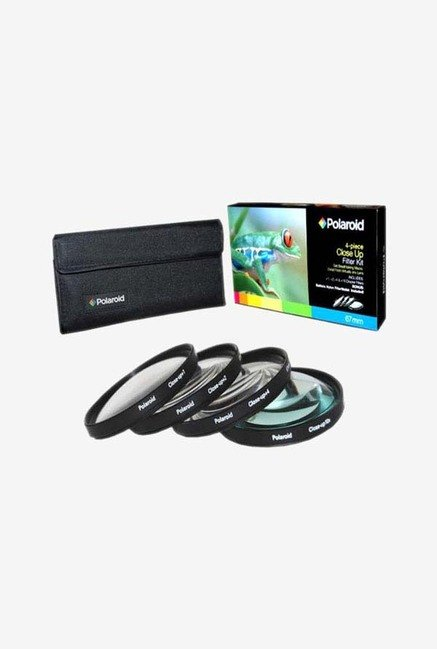 Polaroid PL-FILDCCL62 62mm 4 Piece Close Up Lens Kit