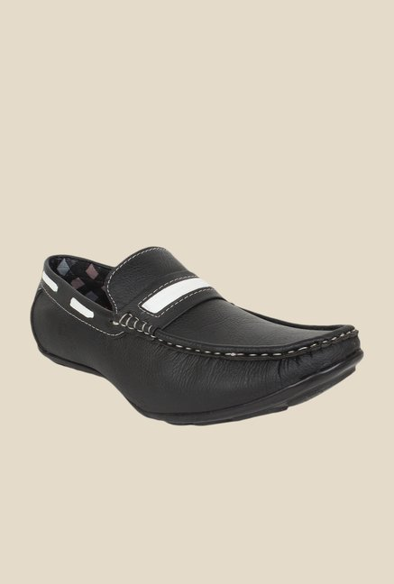 Rexler Black Casual Loafers