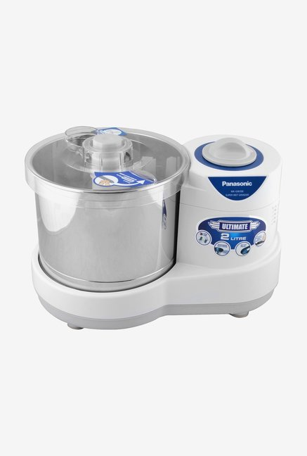 Panasonic MKGW200 240W 1 Jar Mixer Grinder  White