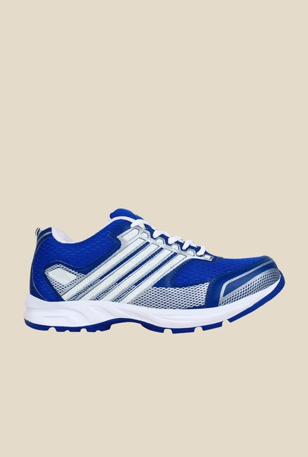 Rexler Blue & White Running Shoes