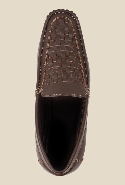 Rexler Brown Casual Loafers
