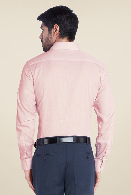 Park Avenue Pink Striped Shirt