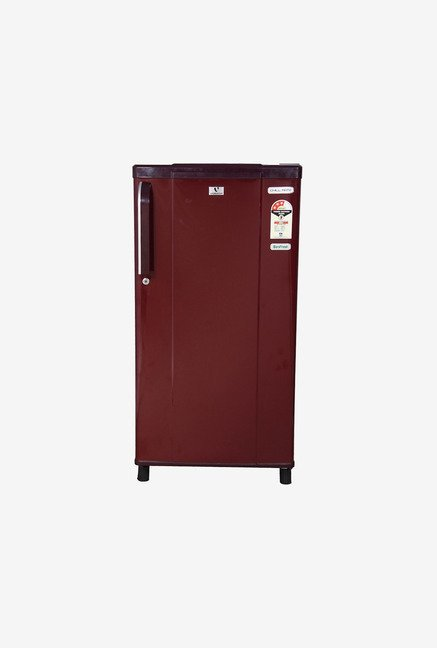 Videocon 170 L Direct Cool Single Door 3 Star Refrigerator (VA183E, Burgundy Red)