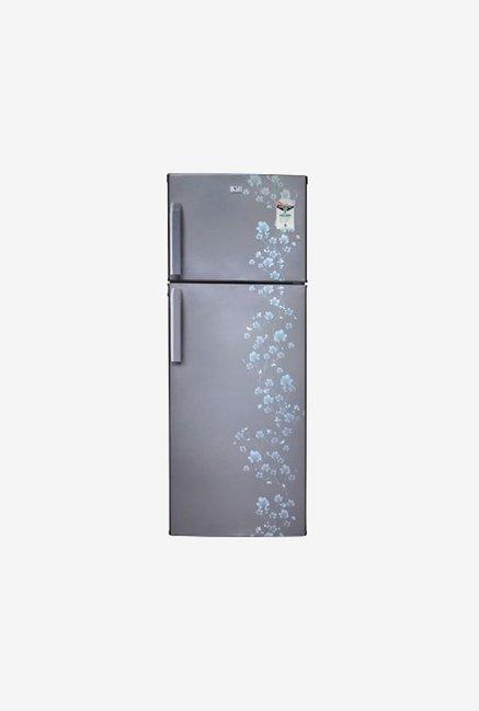 Videocon VPL202SS 190L 2-Door Refrigerator (Silver)