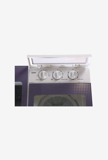 Godrej WS 800 PDS Top Load Washing Machine (Lilac Sprinkle)