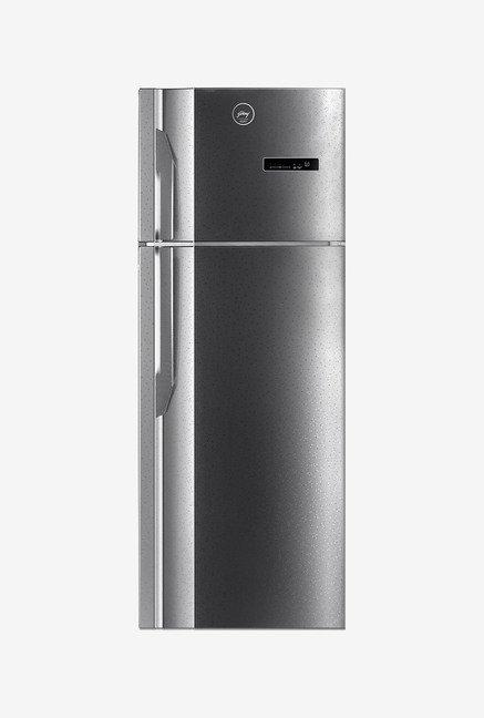 Godrej RT EON 311 PD 3.4 311L 2-Door Refrigerator (Silver)