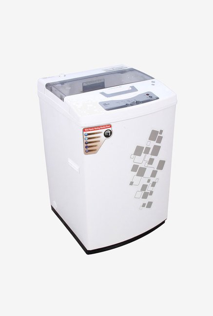 Videocon VT55H12 Top Loading Washing Machine 5.5 Kg (White)