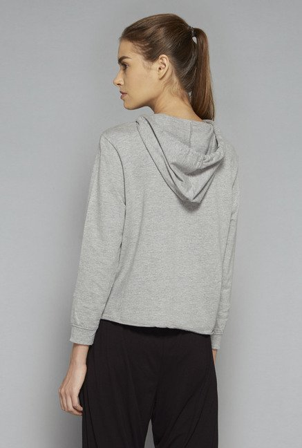 Westsport by Westside Grey Gary Sweatshirt