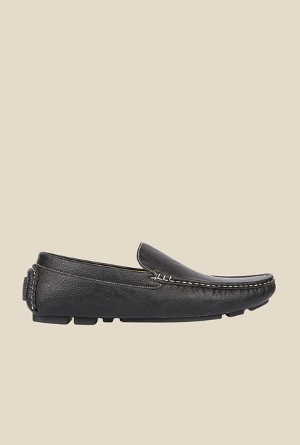 Spunk Nile Black Loafers