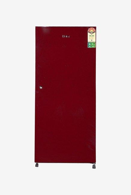 Haier HRD-2157SR-R 195 L Refrigerator (Burgundy Red)