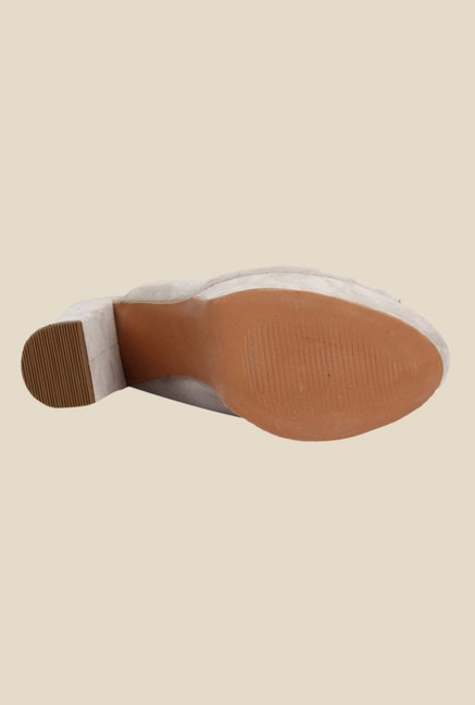 Spunk Willow Light Grey Casual Sandals
