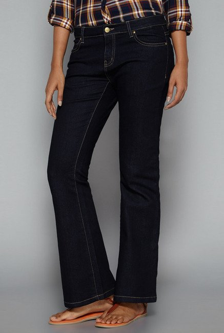 LOV by Westside Navy Ashton Jeans
